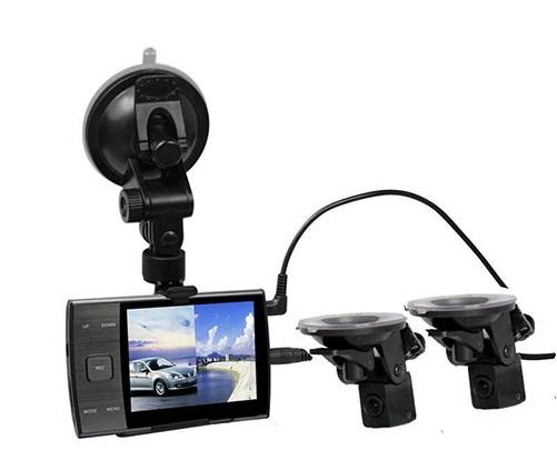 Видеорегистратор на две камеры купить
