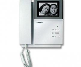 Видеодомофон Commax DPV-4PN