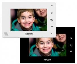 Видеодомофон Kocom KCV-A374SD MONO